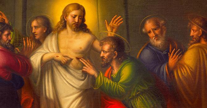 Eucharist Easter 2 April 19