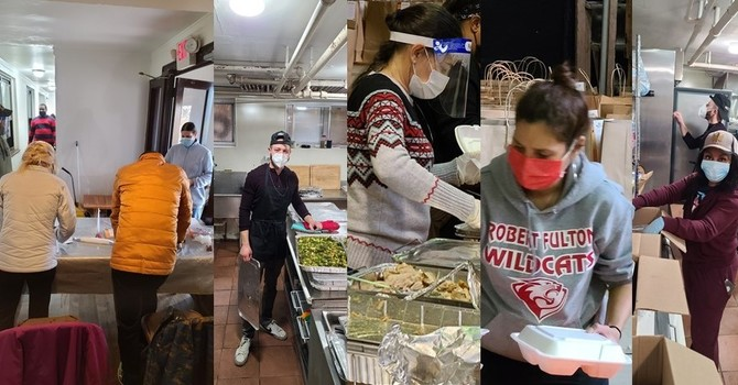 700 Meals Served on Thanksgiving Day image