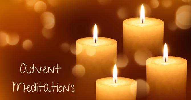 Advent Meditations image