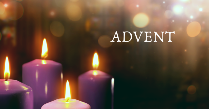 Homily Advent 1 image