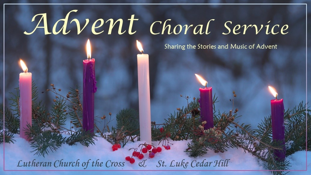 First Sunday of Advent Service