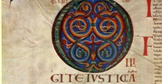Advent Calendar from St. John the Divine, MR