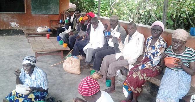 All Saints' Feeding Centre - Malawi