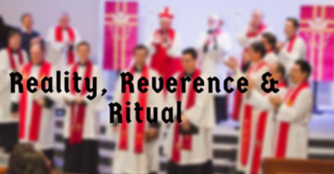 Reality, Reverence & Ritual image