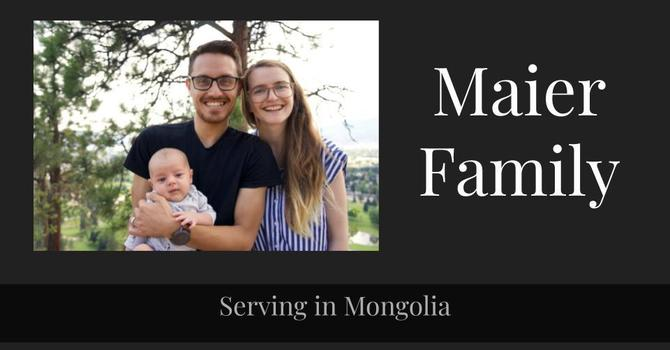 Serving in Mongolia