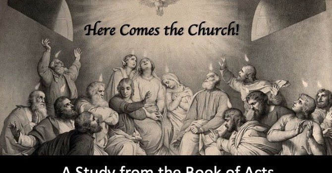 Part 5:  The Building of the Church (2)