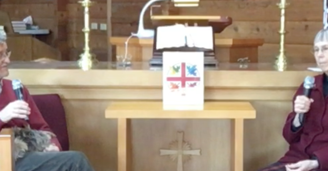 30 Minutes to Celebrate Women's Ordination image