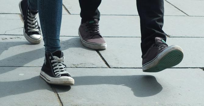 Walking on Common Ground