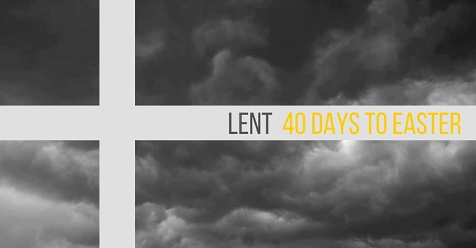 Lent: At the Crux  image