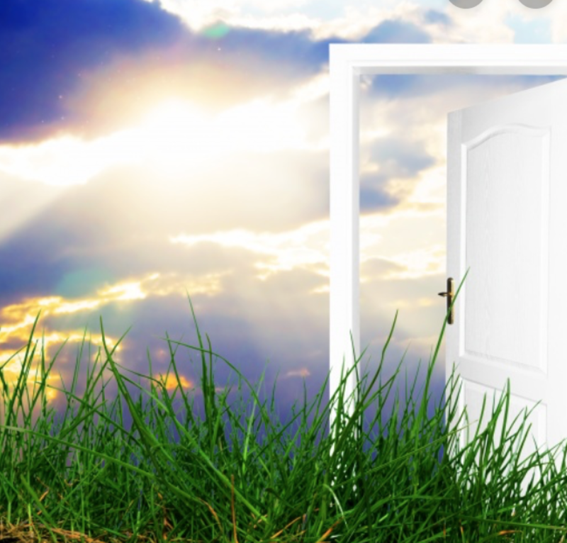 "REFLECTION: ""Light Shine Through an Open Door"""