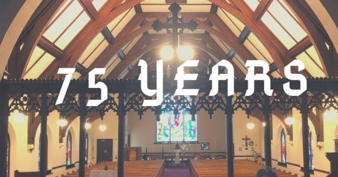 Celebrating 75 Years of Consecration