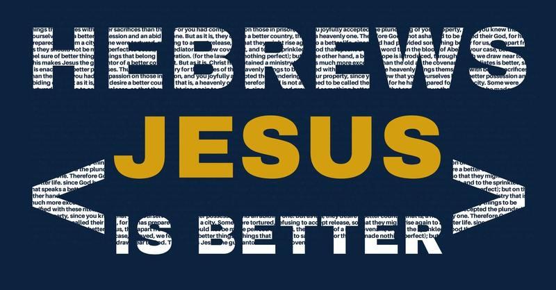 Jesus is a BETTER LEADER