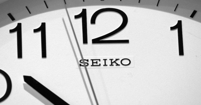 The clock is ticking..... image