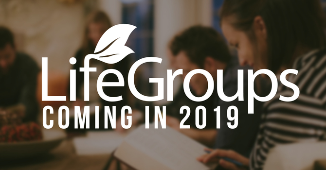 Life Together: Life Group Launch