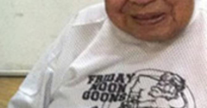 Pastoral Elder BERT SEYMOUR has died image