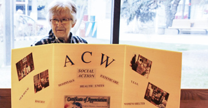 ACW Diocese of Edmonton Annual Meeting