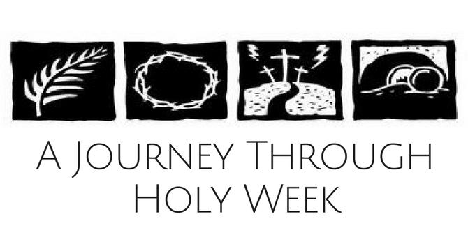 Reflection on Holy Week image