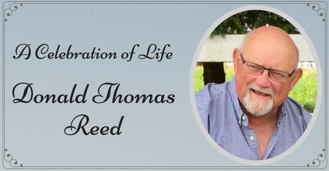 A Celebration of Life ~ Donald Thomas Reed image