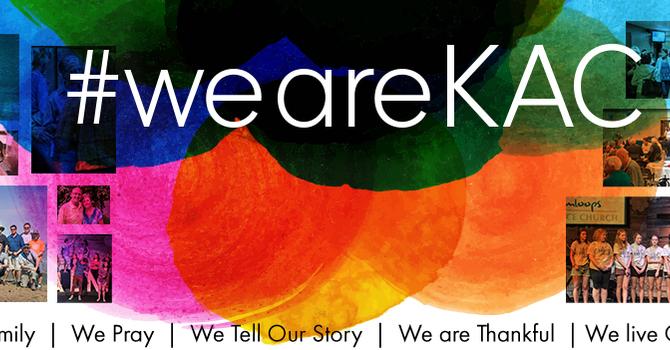 #weareKAC Life Group Curriculum - Week 1 image