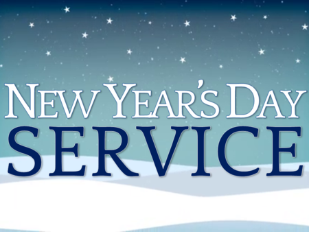 New Years Day Service