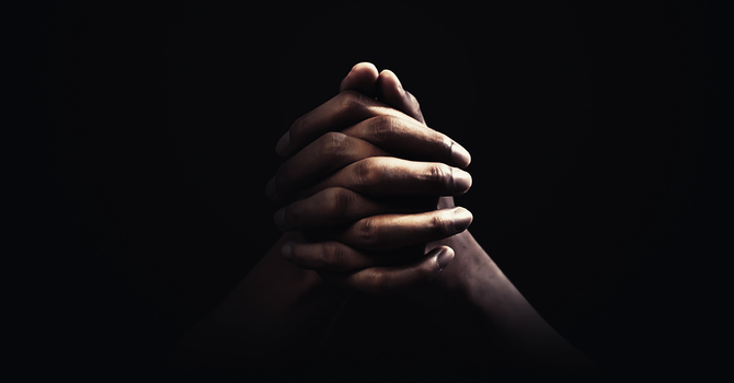 A Prayer of Confession for the Sin of Worldliness image