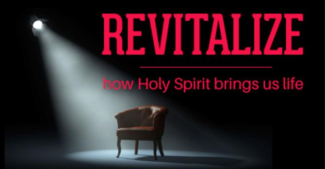 The Spirit Baptizes & Fills