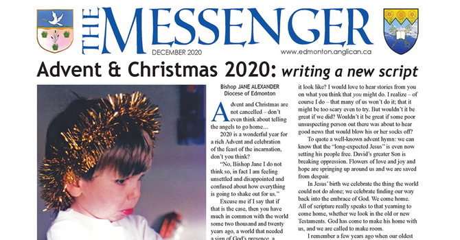 The Messenger December 2020 image