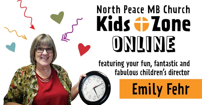 Kidszone Activities - March 29 image