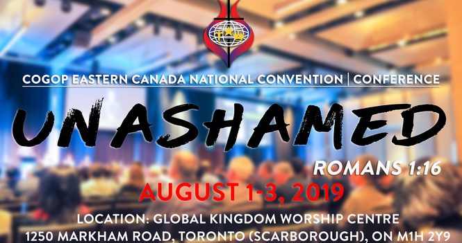 2019 CONVENTION | CONFERENCE