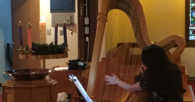 Christmas Morning Harp! image