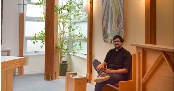 Squamish Chief Story on Rev Cameron Gutjahr image