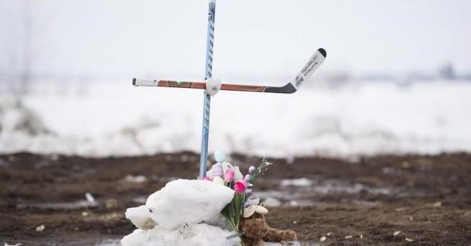 Humboldt Broncos Tragedy image