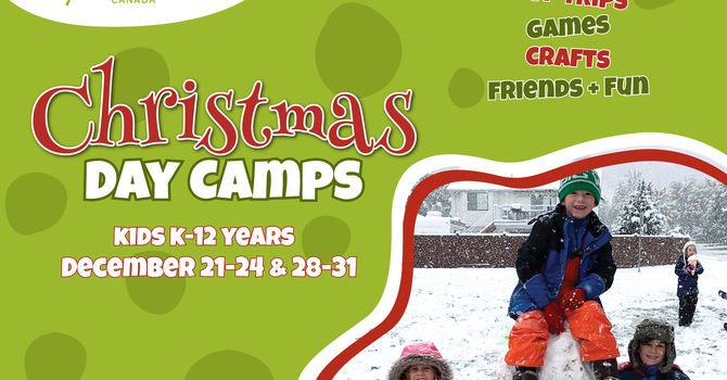 Enderby Christmas Day Camps