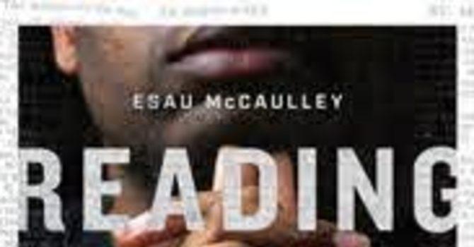 Reading While Black image