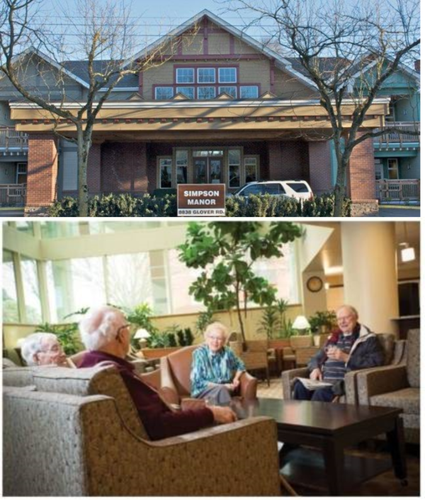 Fort Langley Senior Centre Service