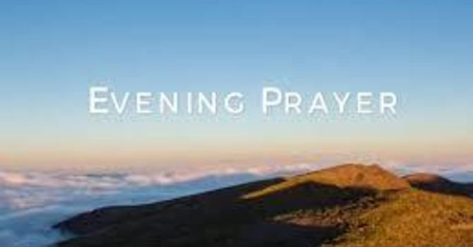 Evening Prayer image