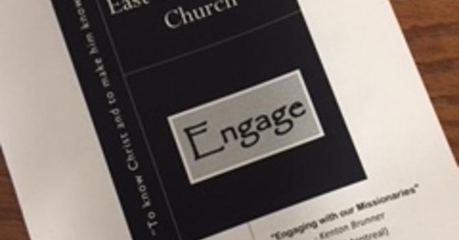 September 23, 2018 Church Bulletin image