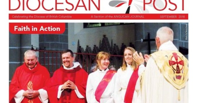 September 2018 Diocesan Post image