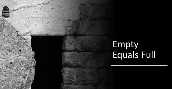 Empty Equals Full
