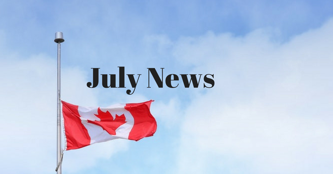 July News - What's Happening This Month? image