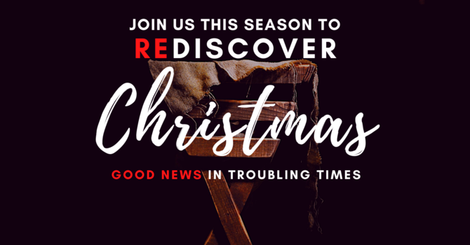 ReDiscover Christmas  ADVENT Reading Plan!  image