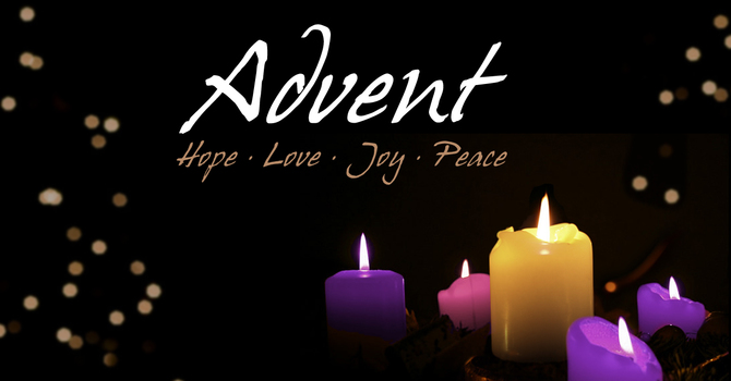 Advent--What A Season! image