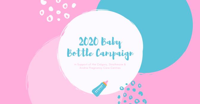 Baby Bottle Fundraiser 2020 image