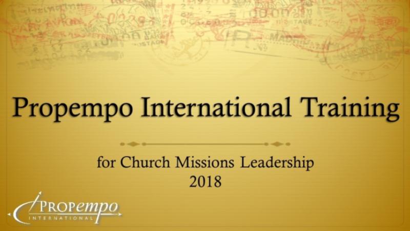 The Secret of Biblical Missions