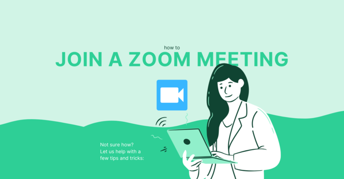 How To Join A Zoom Meeting image
