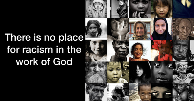 Jesus Encounters Racism