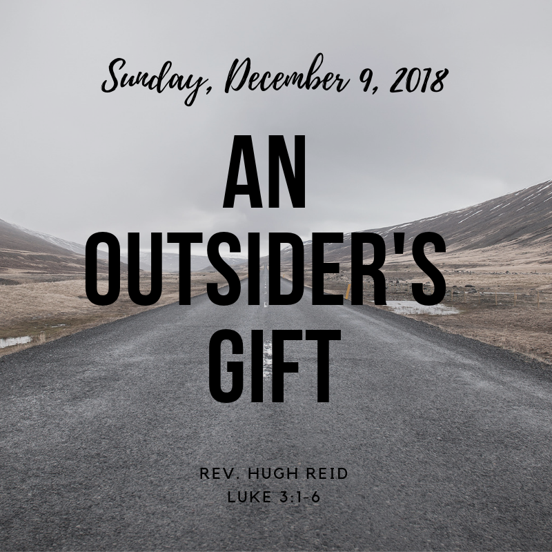 An Outsider's Gift