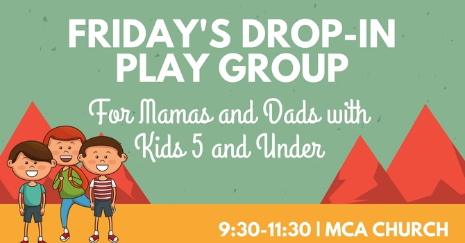 Friday's Drop-in Play group