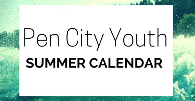 PCY Summer Calendar image
