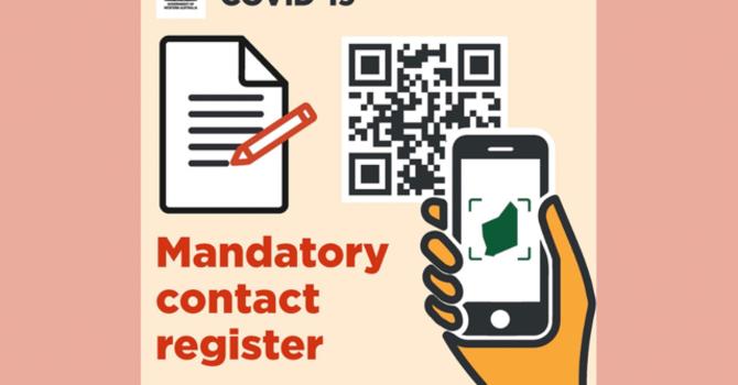 Mandatory Contact Register  image
